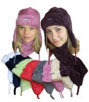 Sando zimní čepice 150 šedá
