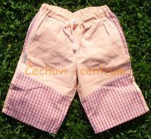 Fantom dětské 3/4 kalhoty světle oranžové